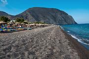 Вулканический песок / Греция