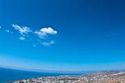 Вид на пляж / Греция