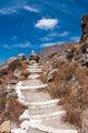 На вершине горы / Греция