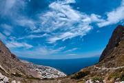Вид на море / Греция
