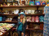 В магазине шляп / Испания