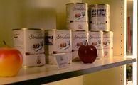 Оригинальная яблочная начинка / Австрия