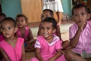 В детском саду / Фиджи