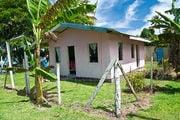 Здание детского сада / Фиджи