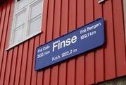 До свидания, Финсе / Норвегия