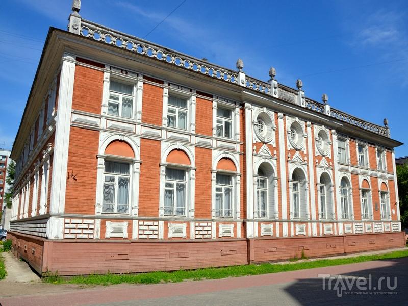 Марфин дом в Архангельске / Фото из России