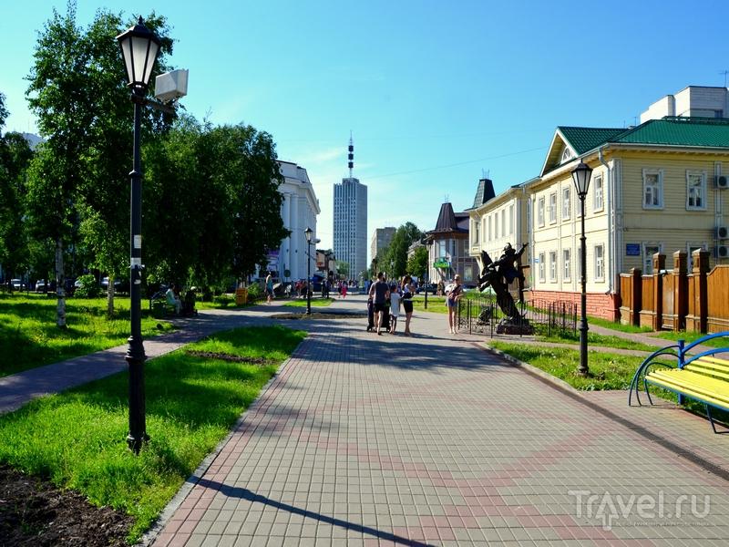 Перспектива проспекта Чумбарова-Лучинского / Фото из России