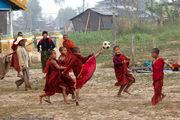 Монахи постарше / Мьянма