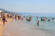 Пляж в Золотых песках / Болгария
