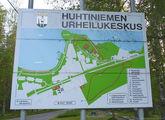 Карта комплекса / Финляндия