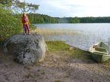 На острове / Финляндия
