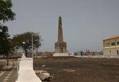 Монумент независимости / Кабо-Верде