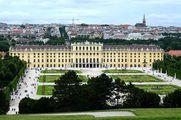 Вид на город / Австрия