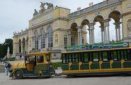 Желтый поезд / Австрия