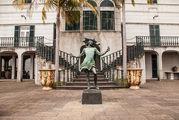 Вид на дворец / Португалия