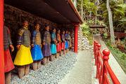 Статуи самураев / Португалия