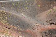 На дне кратера / Италия