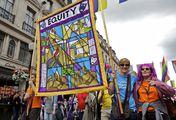 Штандарт Equity / Великобритания