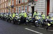 Мотоциклы полиции / Великобритания