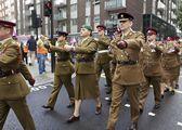 Представители вооруженных сил / Великобритания