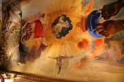 Роспись потолка / Испания