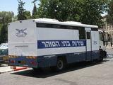 Автозак с окнами / Израиль