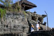 Посещение храма / Индонезия