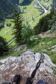 Вертикальная лестница / Швейцария