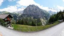 Гора Шильтхорн / Швейцария