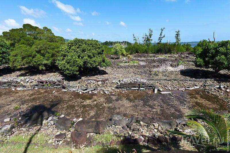 Канал на Нан-Дувасе, Микронезия / Фото из Микронезии
