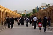 Жители Исфахана / Иран