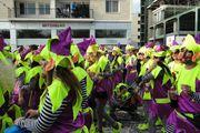 Участники карнавала / Кипр