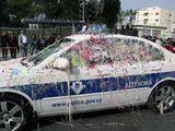 Машина полиции / Кипр