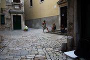 Неаполитанская картинка / Хорватия