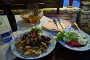 Местная еда / Хорватия