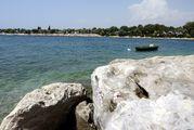 Пляжи в скалах / Хорватия