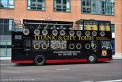 Автобус Titanic City Tours