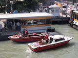 Лодки пожарных / Италия