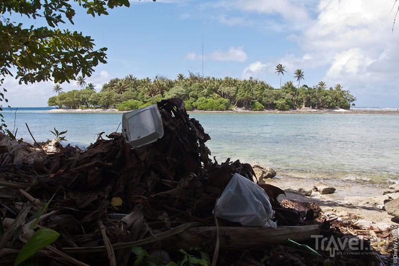 На острове Маджуро / Фото с Маршалловых островов