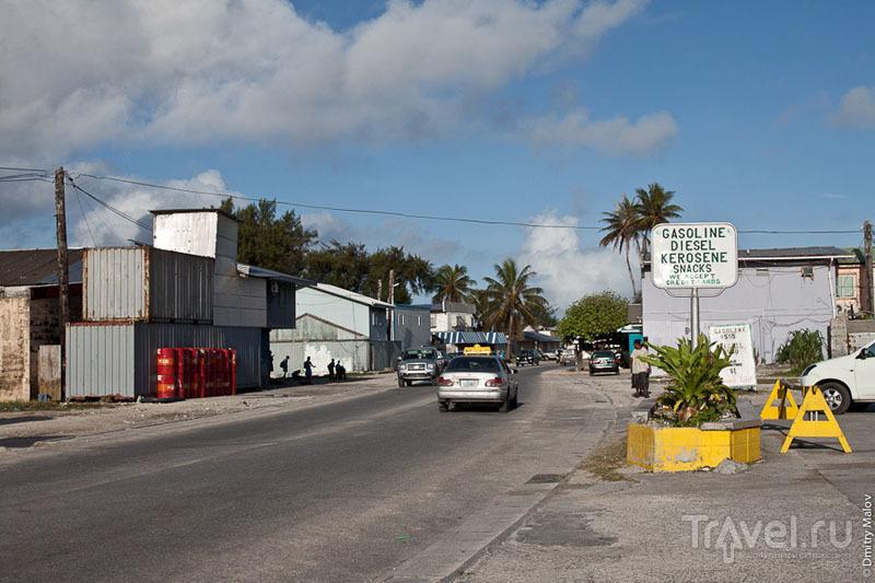 Дома из контейнеров на острове Маджуро / Фото с Маршалловых островов