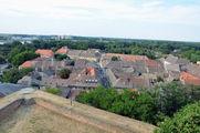 Вид из крепости / Сербия