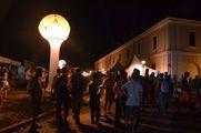 Фестиваль вечером / Сербия