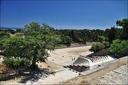 Древнегреческий акрополь / Греция