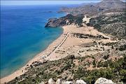 Пляж Тсампика / Греция