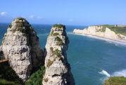 Известняковые скалы / Франция