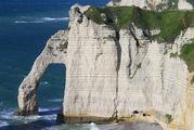Слон, погрузивший хобот в море / Франция