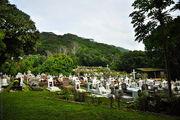 Кладбище на острове Ля Диг, Сейшелы / Германия