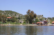 Руины Теймуссы / Турция