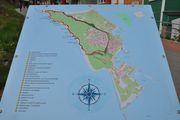 Карта острова / Германия