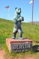 Расстояние до Берлина / Германия